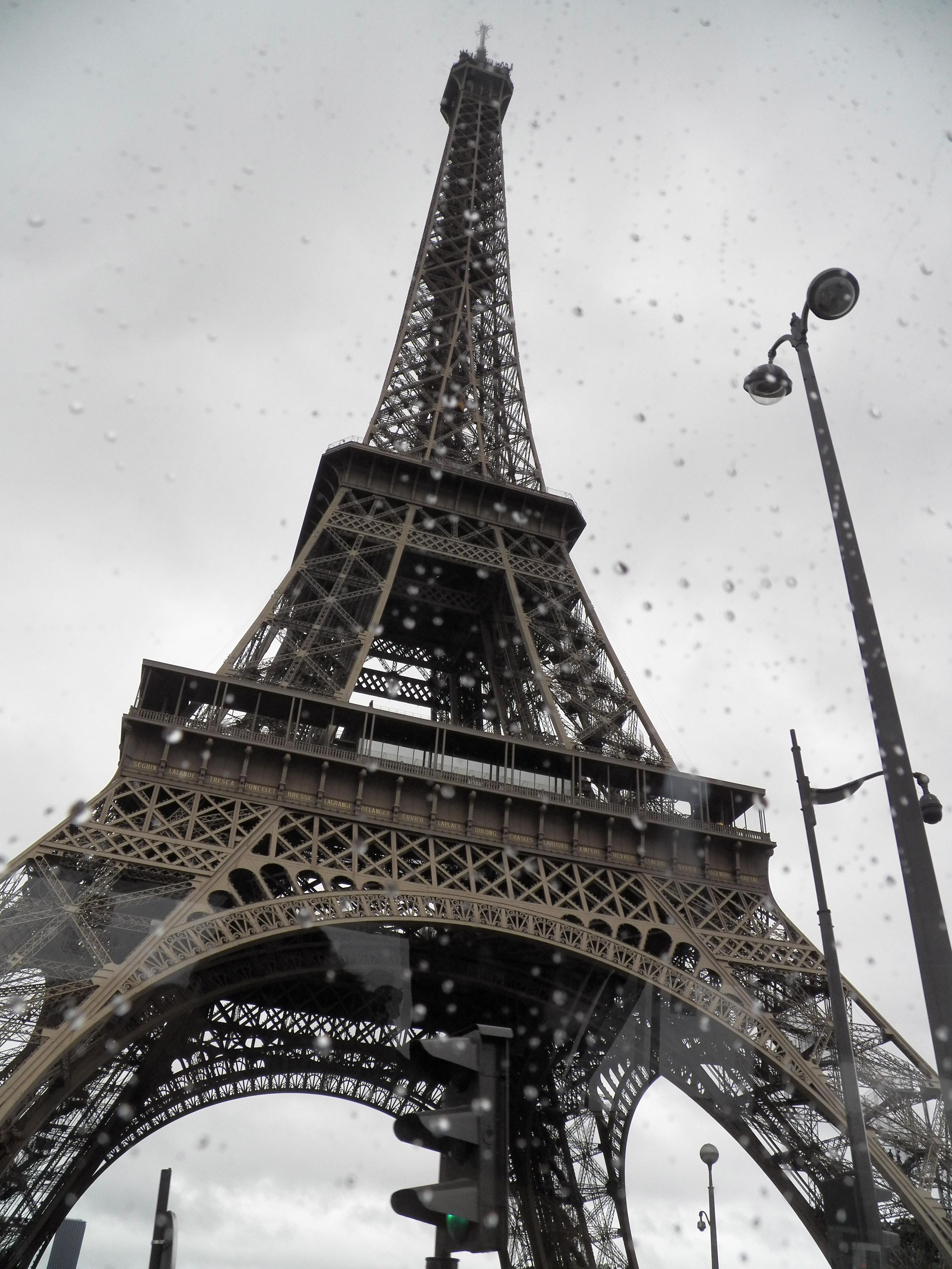 La pluja (anant a París)