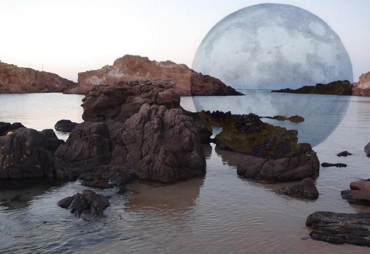 Lluna a Pregonda