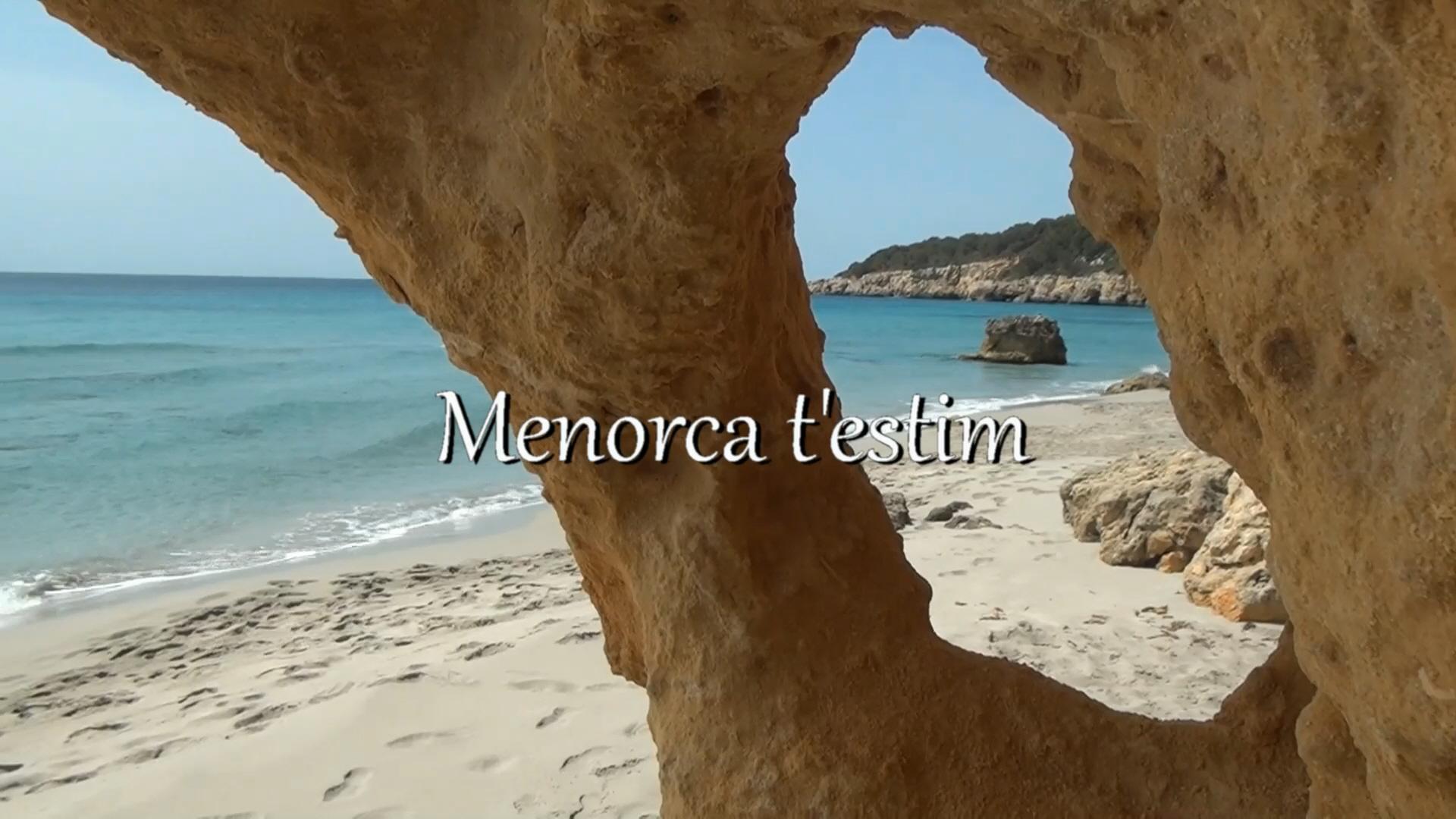 «Menorca t'estim»